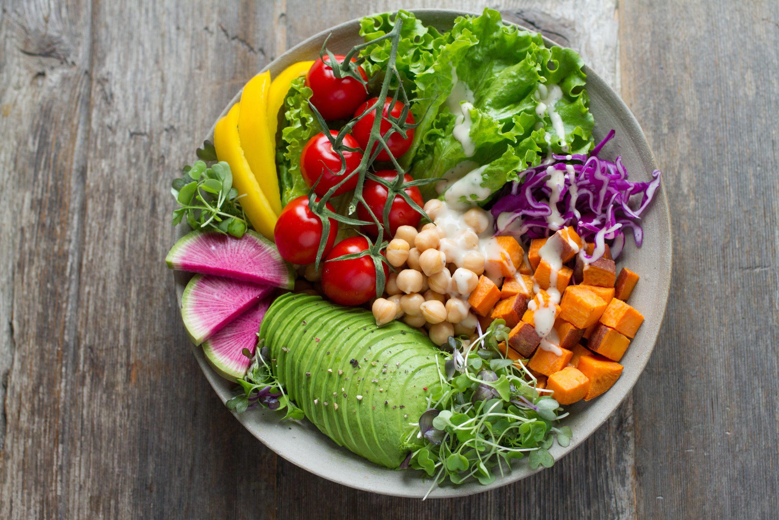 Ménopause : manger des légumes pour se sentir bien
